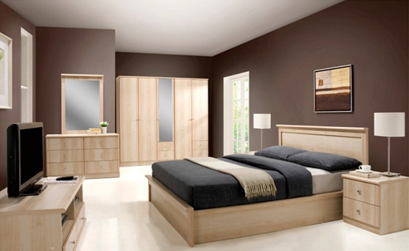 VS Concept Bedroom