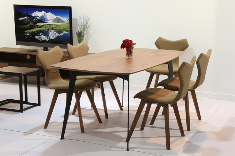 admitted Michelle Olley from New Zealand   Each  furniture fair  offers its  own attraction  In Malaysia  I can find more wooden furniture. MIFF Continues to Attract Global Furniture Enthusiasts
