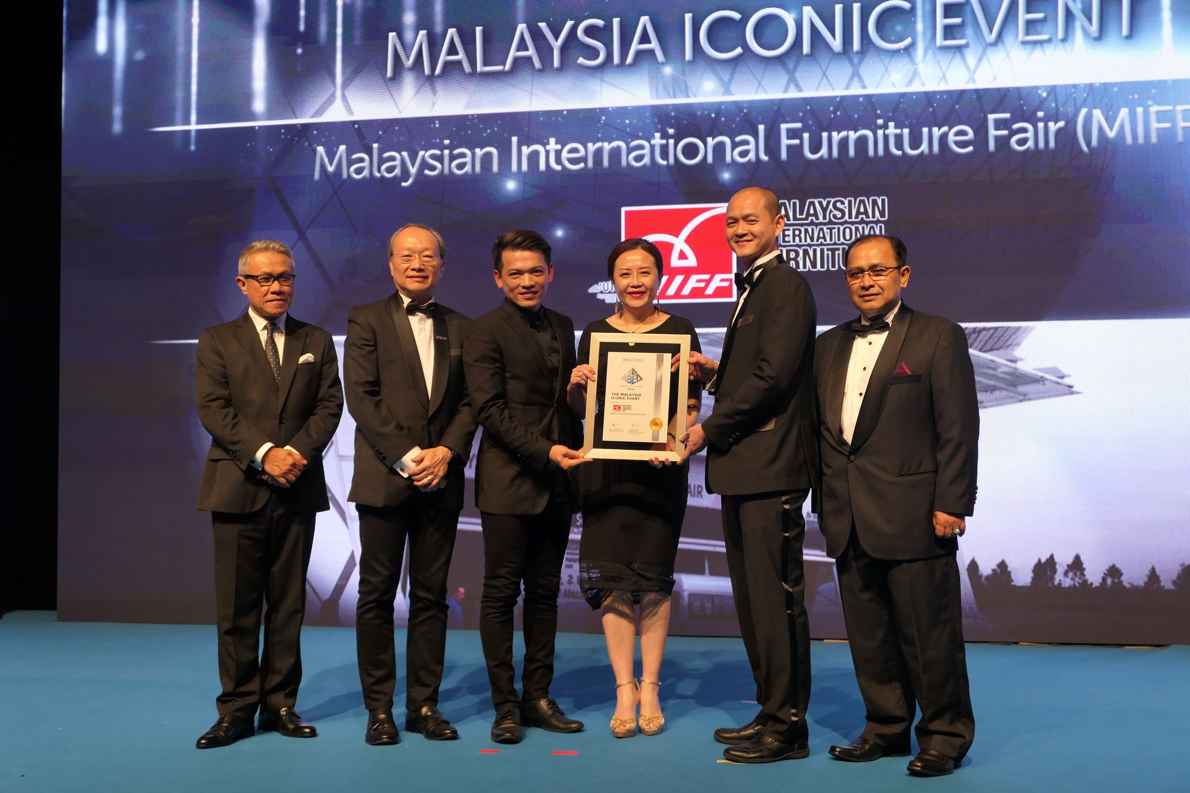 MIFF Wins Inaugural Malaysia Iconic Event Awards