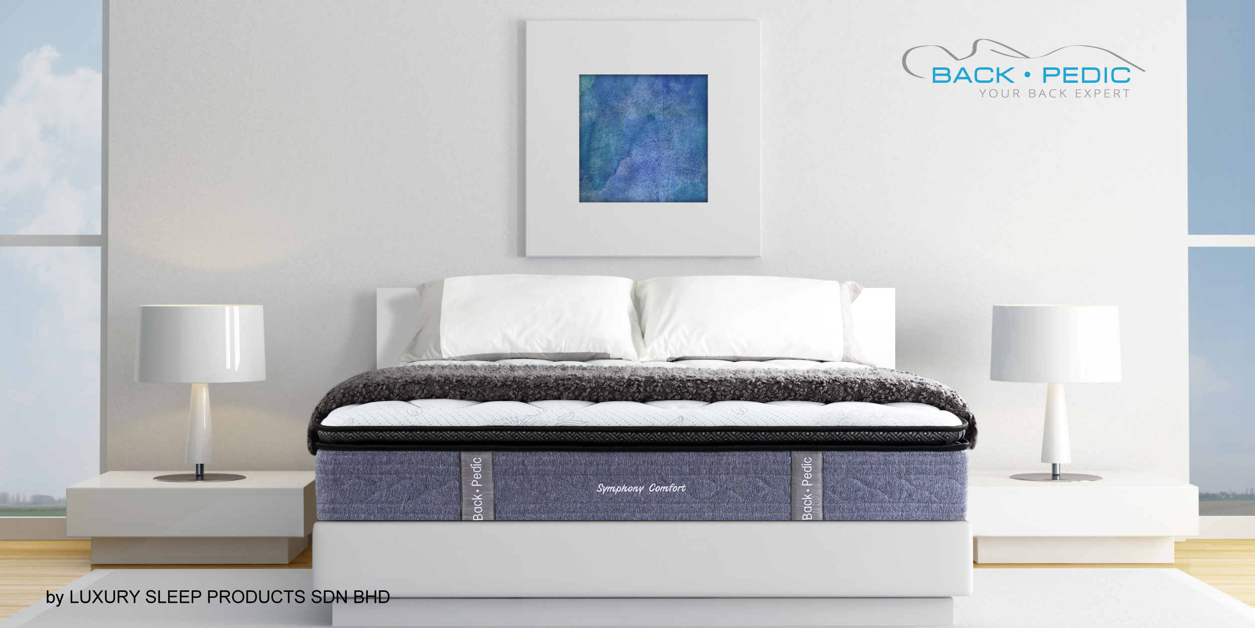 Luxury Sleep - Back pedic